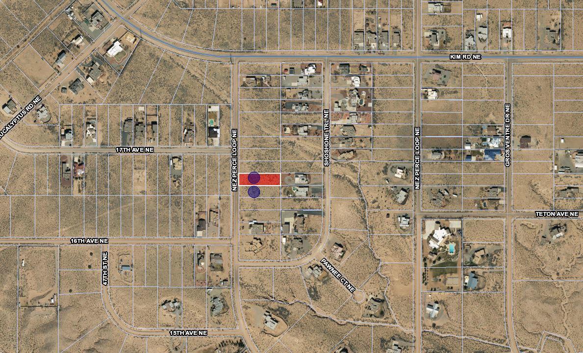 Lot 9 & 10 Nez Perce Loop NE Property Photo 1