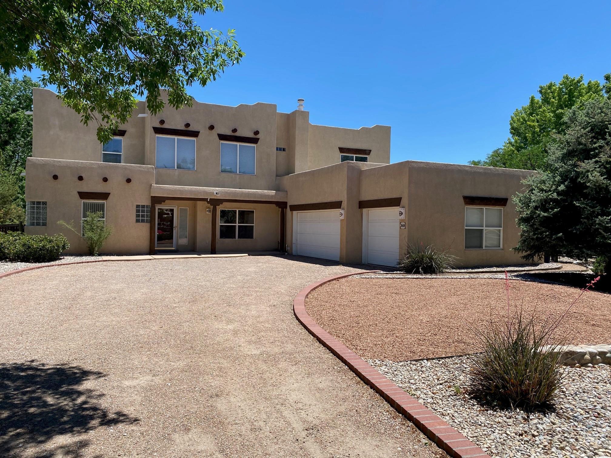 2600 Bosque Del Sol Lane Nw Property Photo