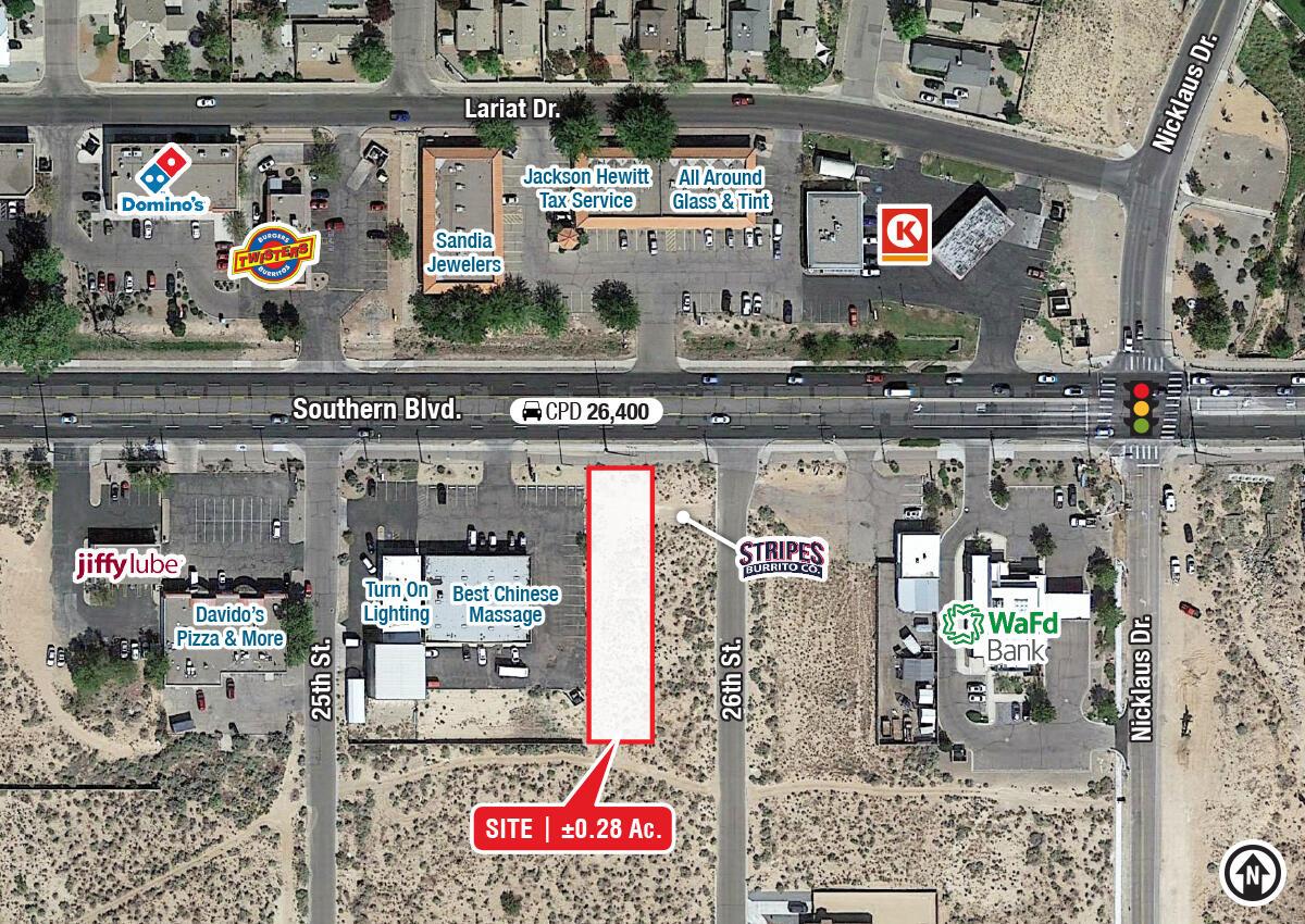 S 25th St. & Southern Blvd. Boulevard Se Property Photo