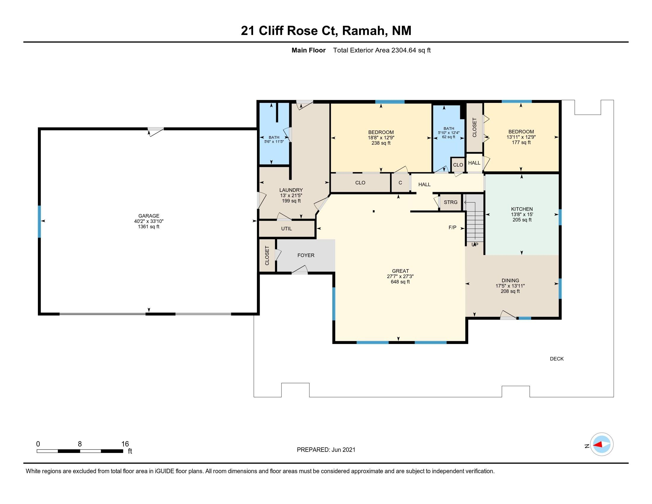 21 Cliff Rose Court Property Photo 12
