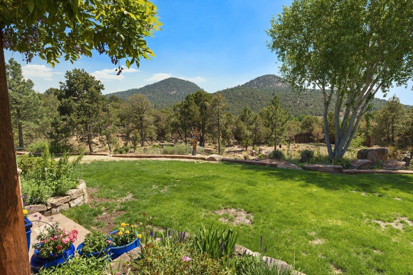 1240 Camino De Cruz Blanca Property Photo 12