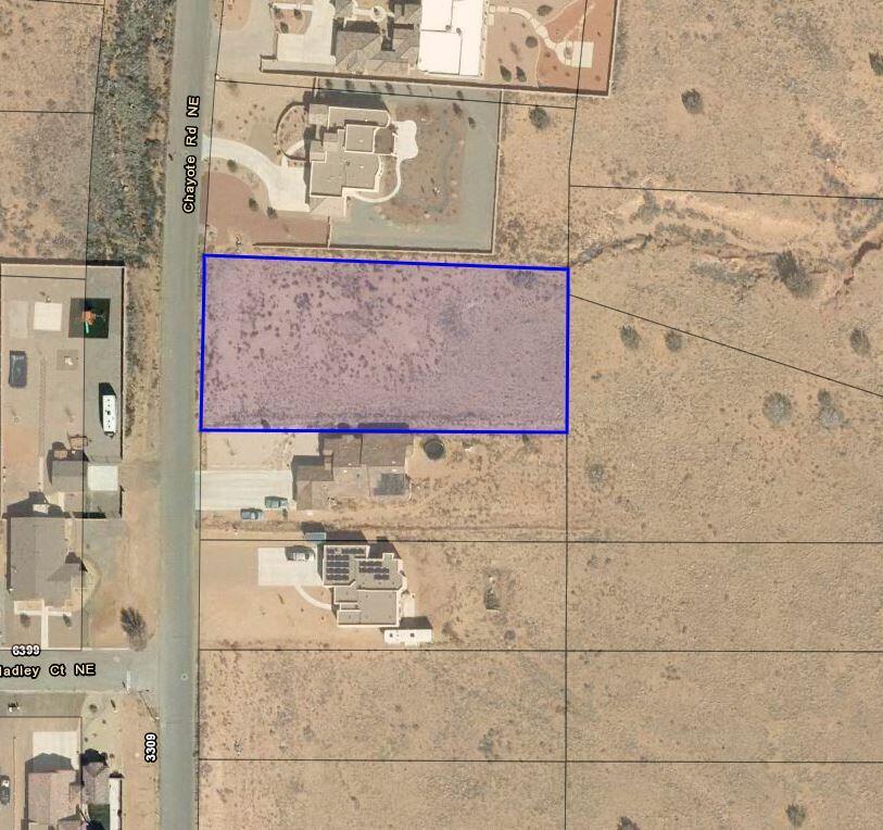 3402 Chayote Road NE Property Photo 1