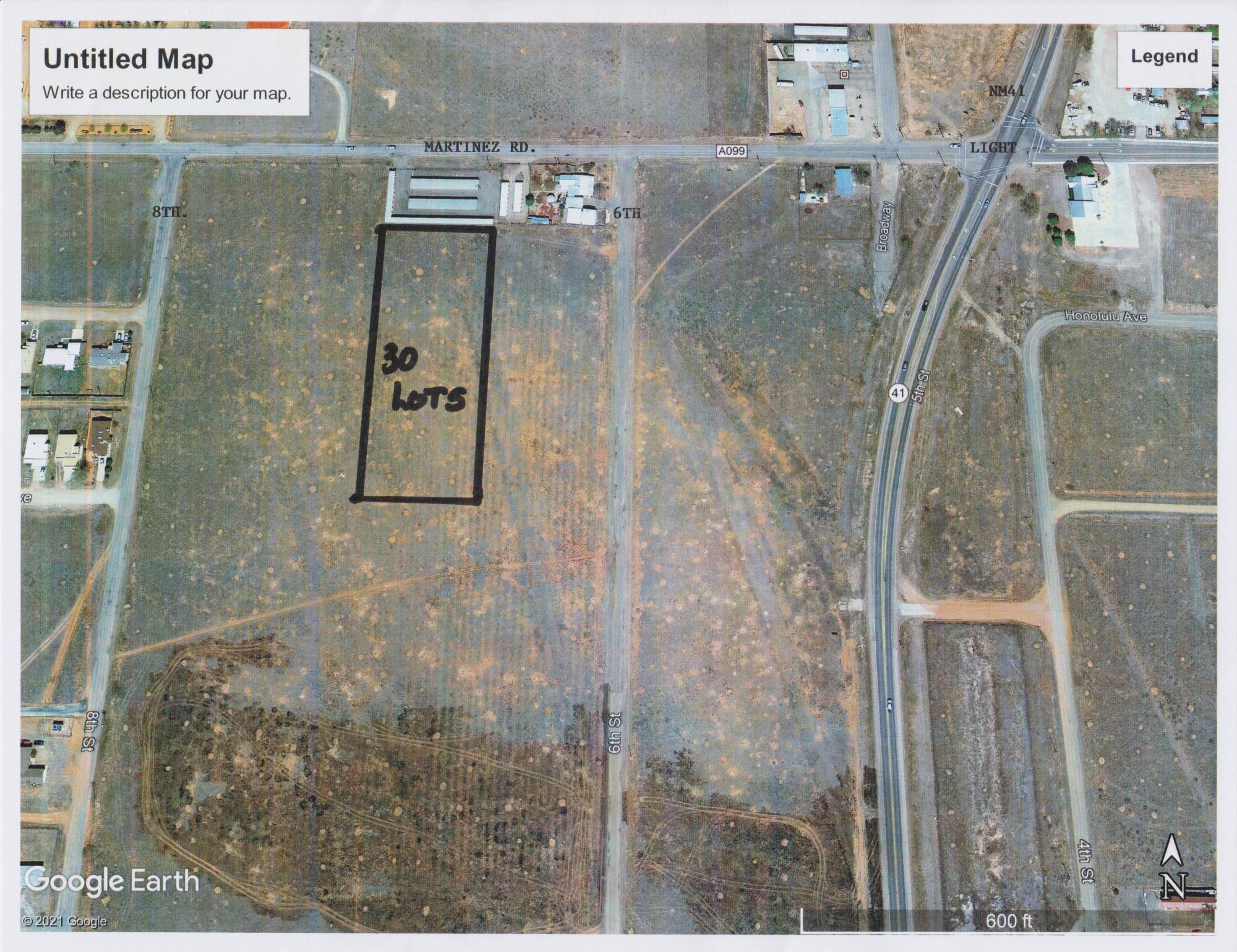 Martinez Rd. Project Property Photo