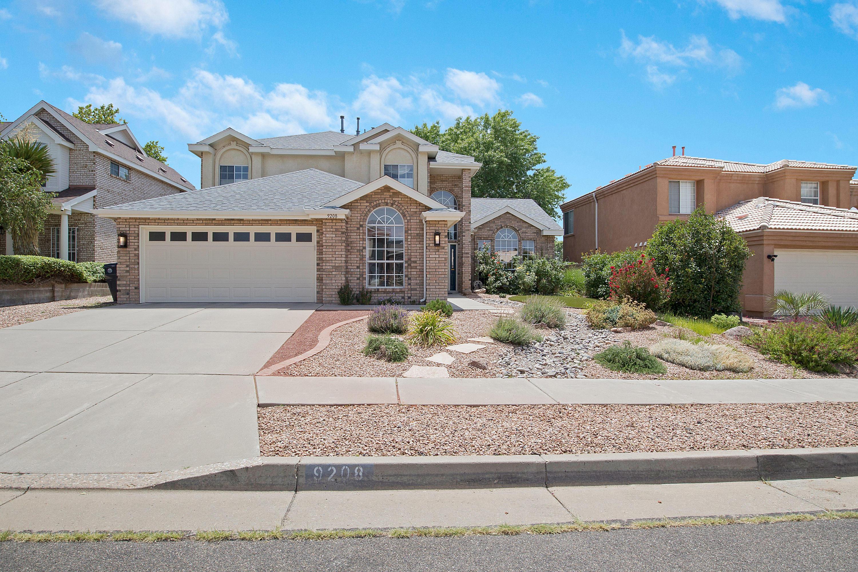 9208 Ridgefield Avenue Ne Property Photo