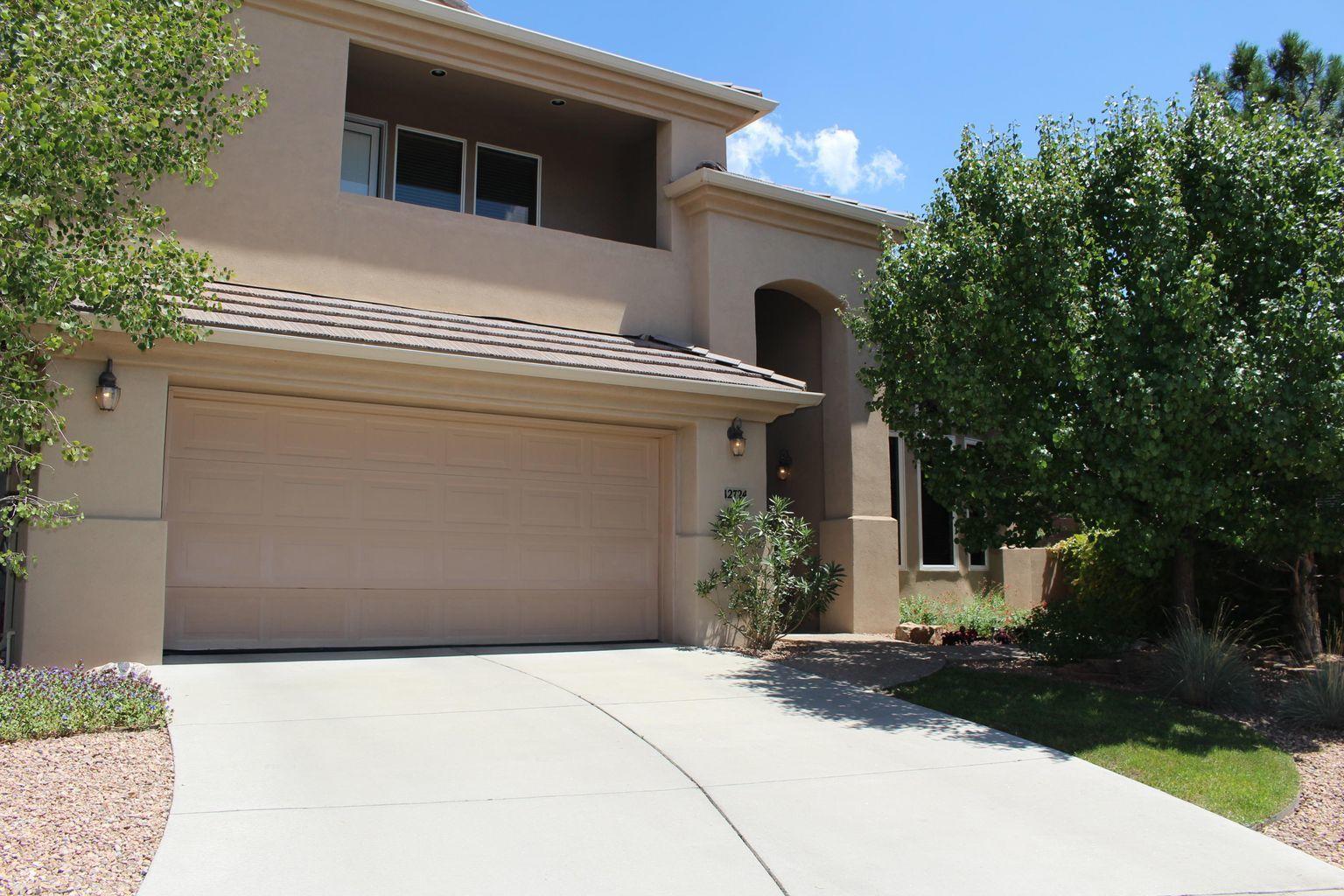 12724 Desert Marigold Lane Ne Property Photo