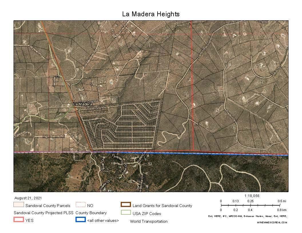 La Madera Heights Real Estate Listings Main Image