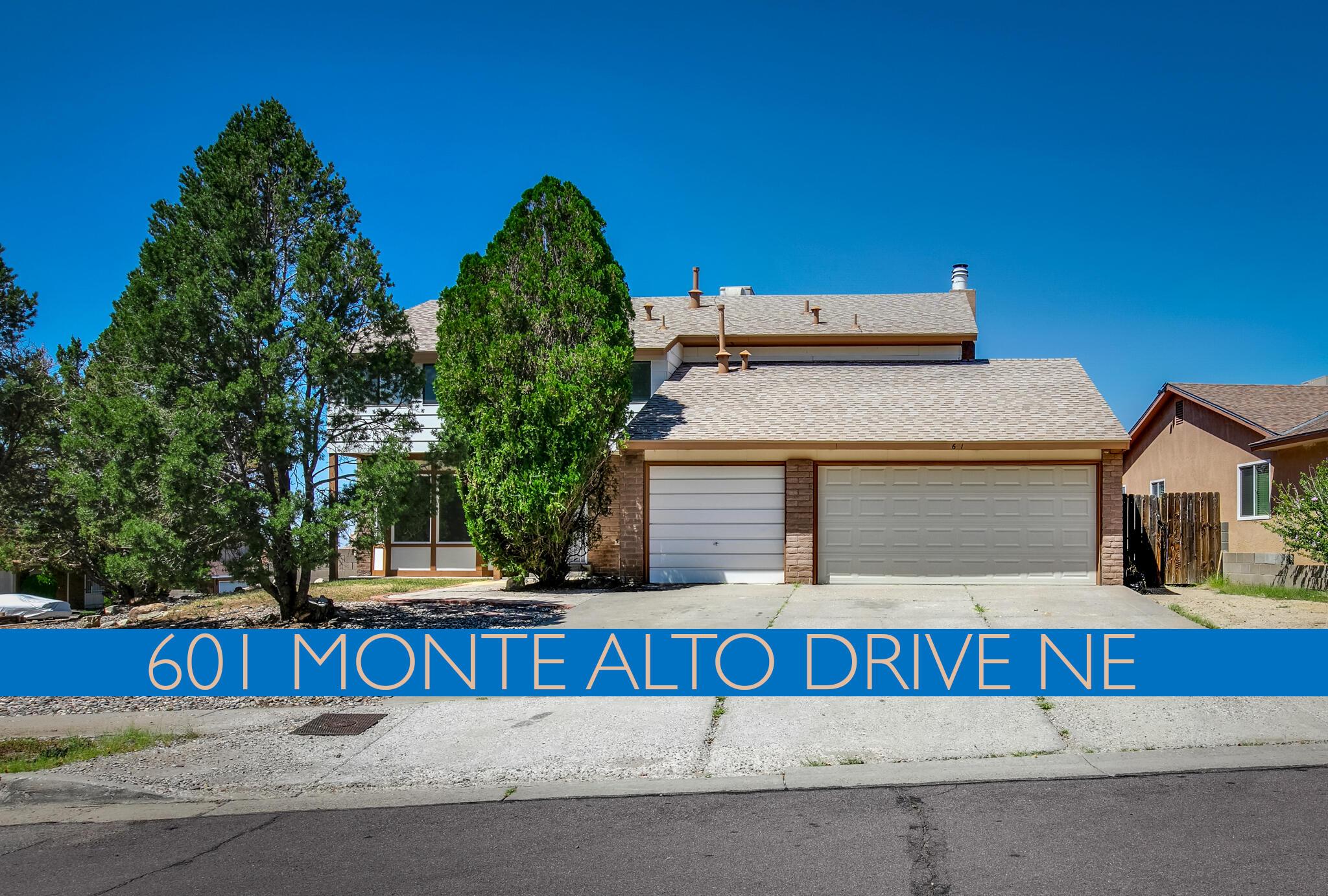601 Monte Alto Drive Ne Property Photo