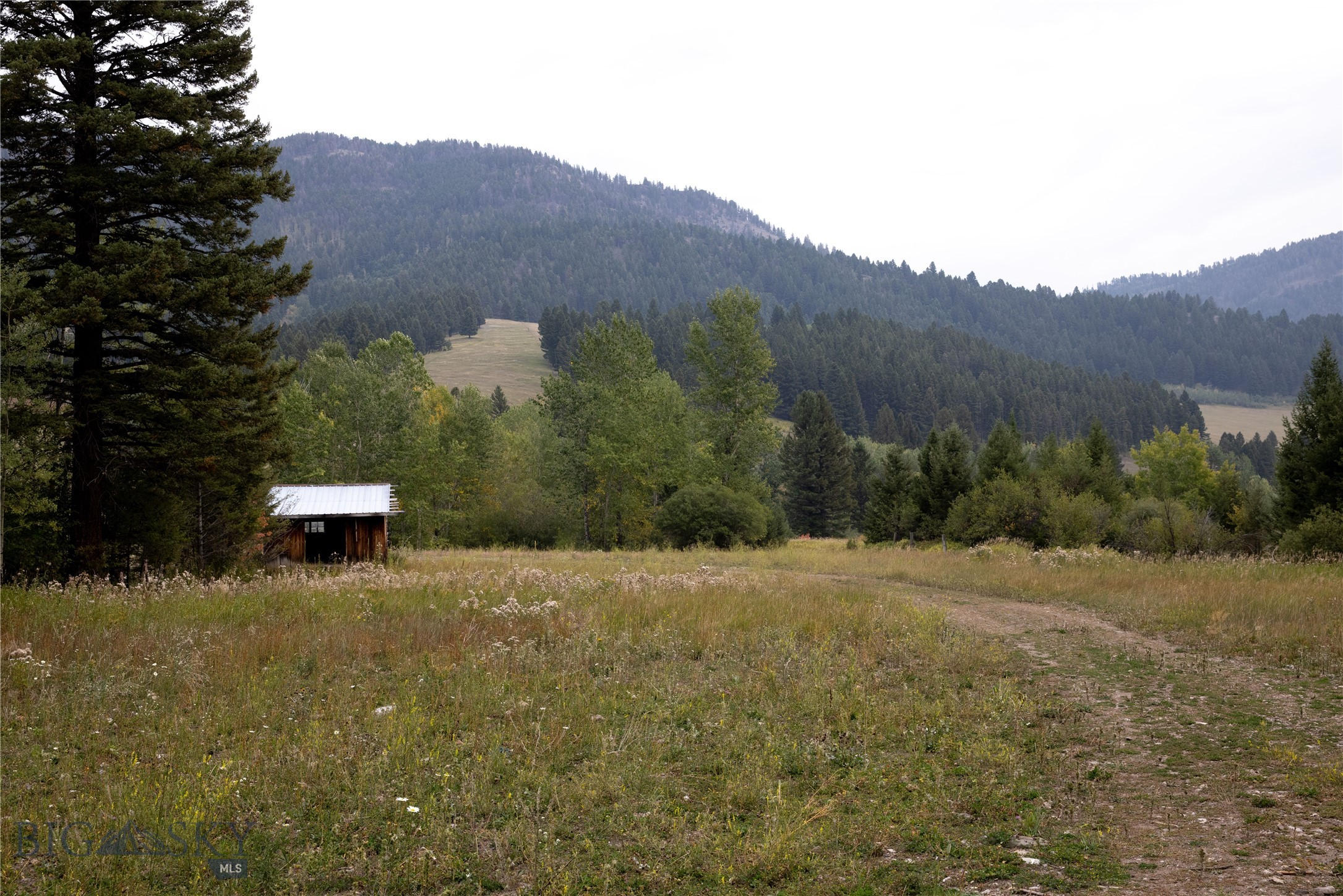 13777 Bridger Canyon Road Property Photo 1
