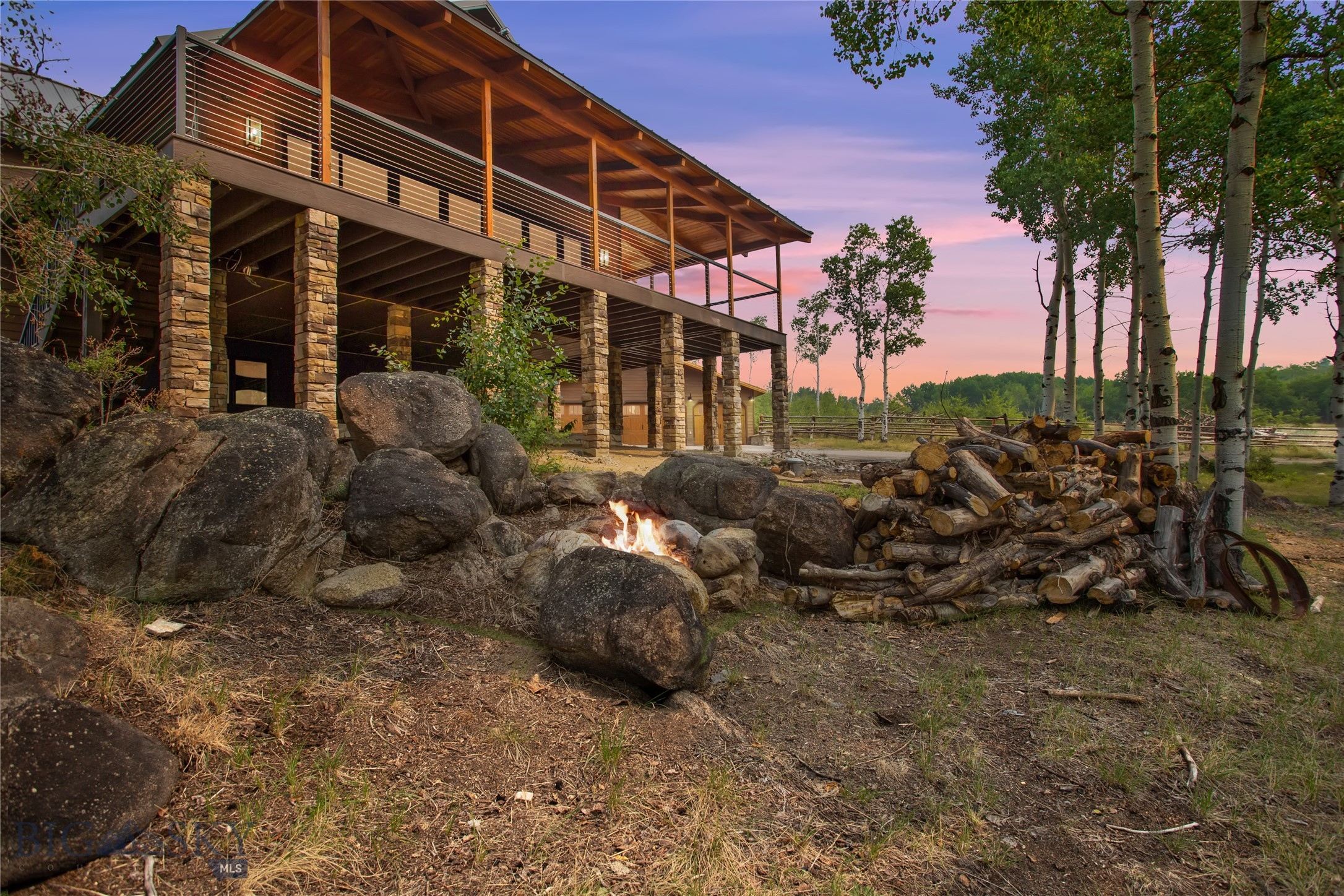 4482 Bull Run Gulch Road Property Photo 1