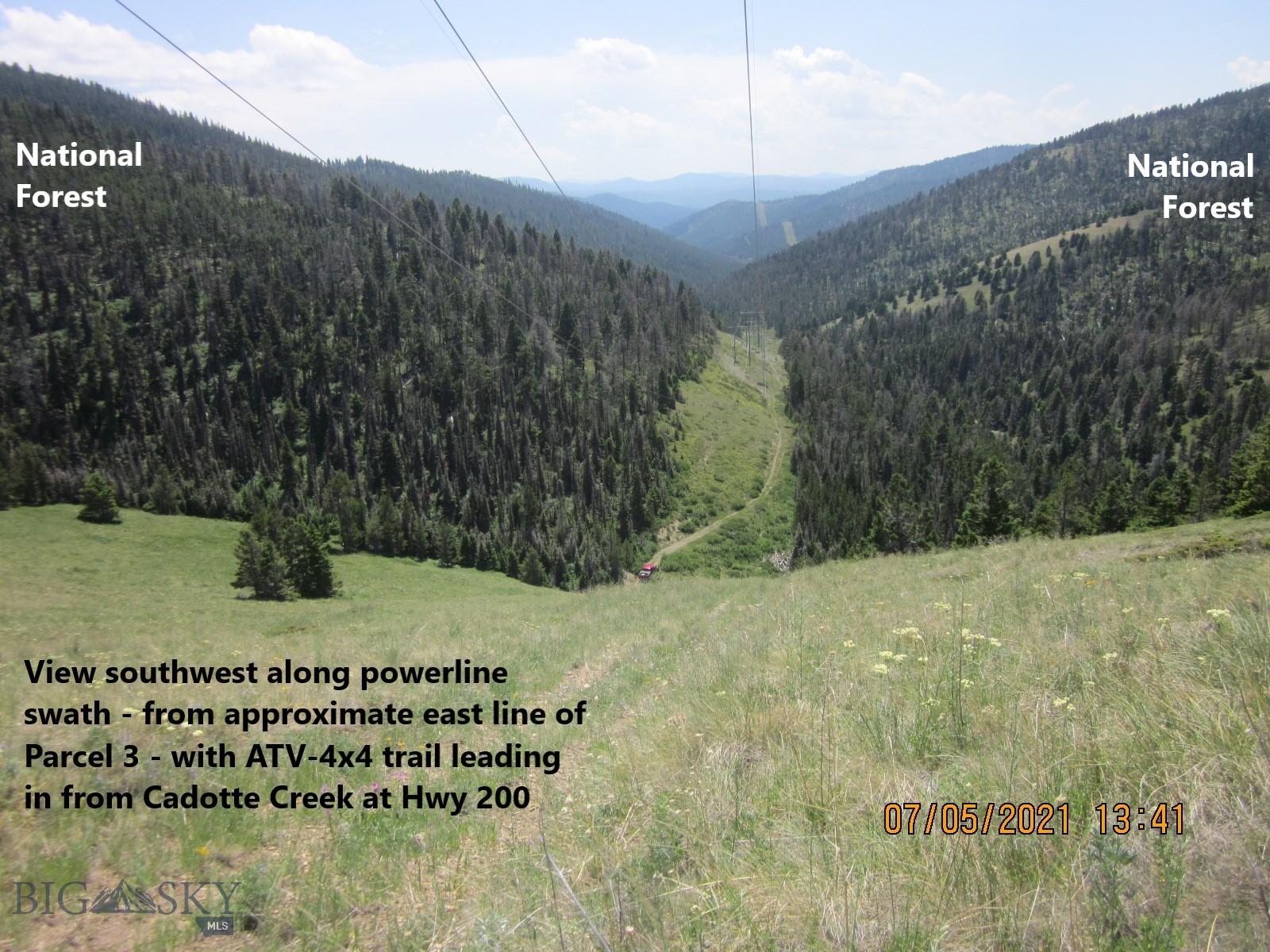 Parcel 3 Powerline Trail Property Photo