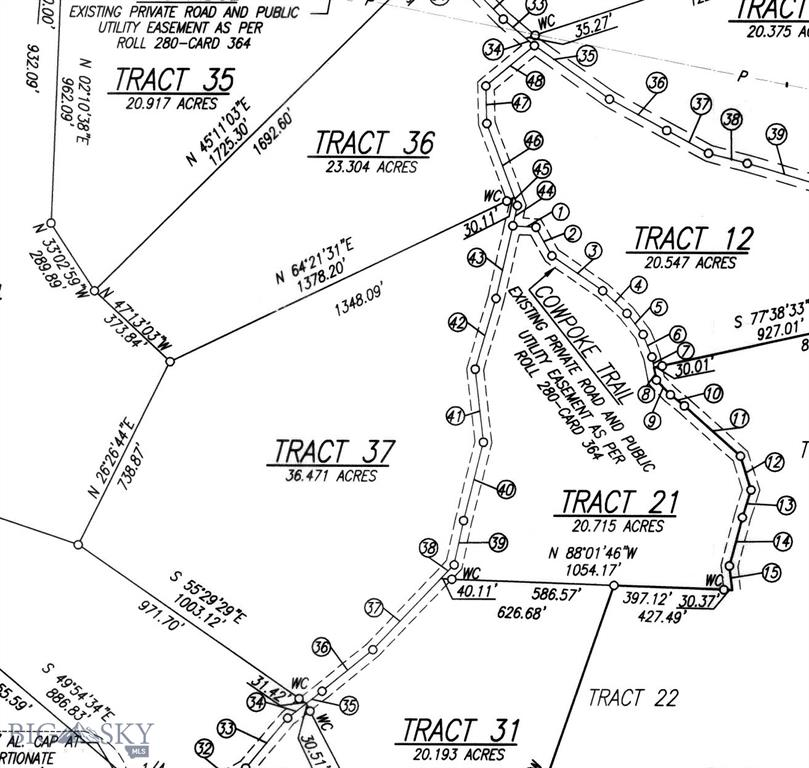 Lot 37 Tenderfoot Trail Property Photo