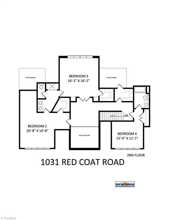 1031 Red Coat Road Property Photo 49