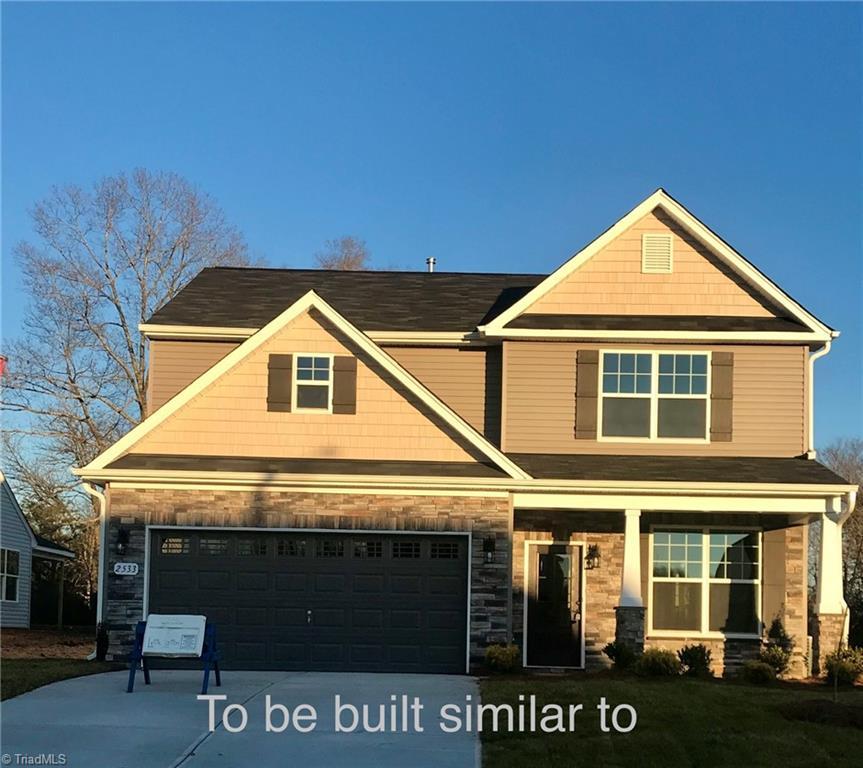 2603 Sunfield Drive Lot 56 Property Photo 1