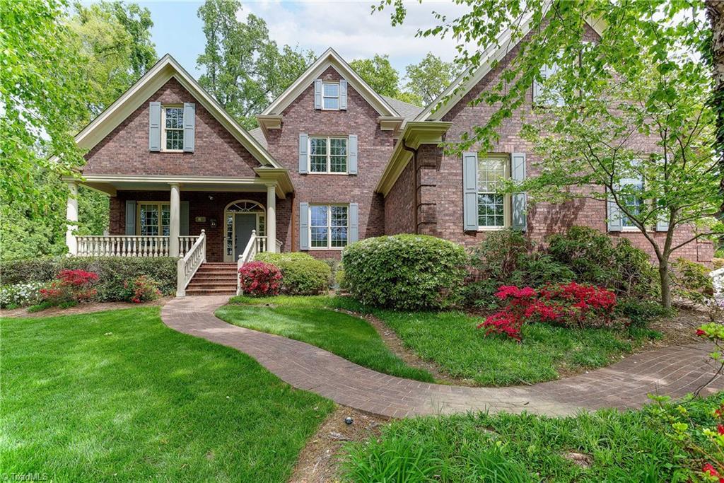 4601 Jefferson Wood Court Property Photo