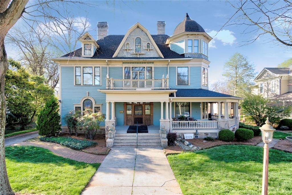 208 S Fulton Street Property Photo