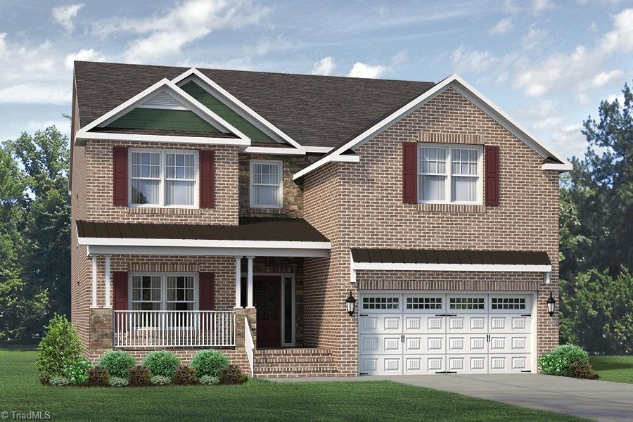 2673 Brooke Meadows Drive Lot 110 Property Photo 1