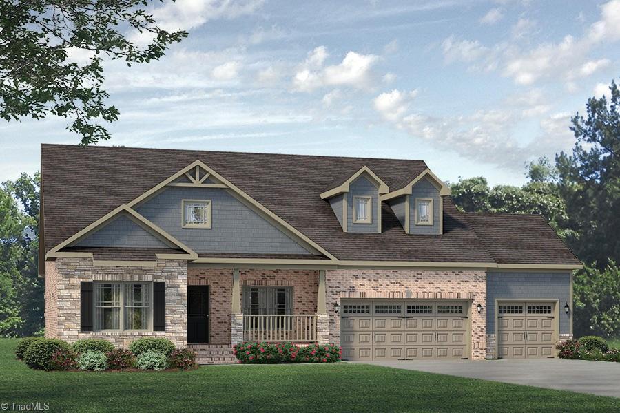 2496 Kaleigh Way Lot 109 Property Photo 1