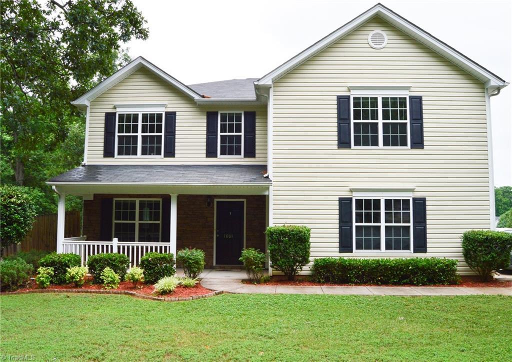 1801 Chapel Edge Drive Property Photo