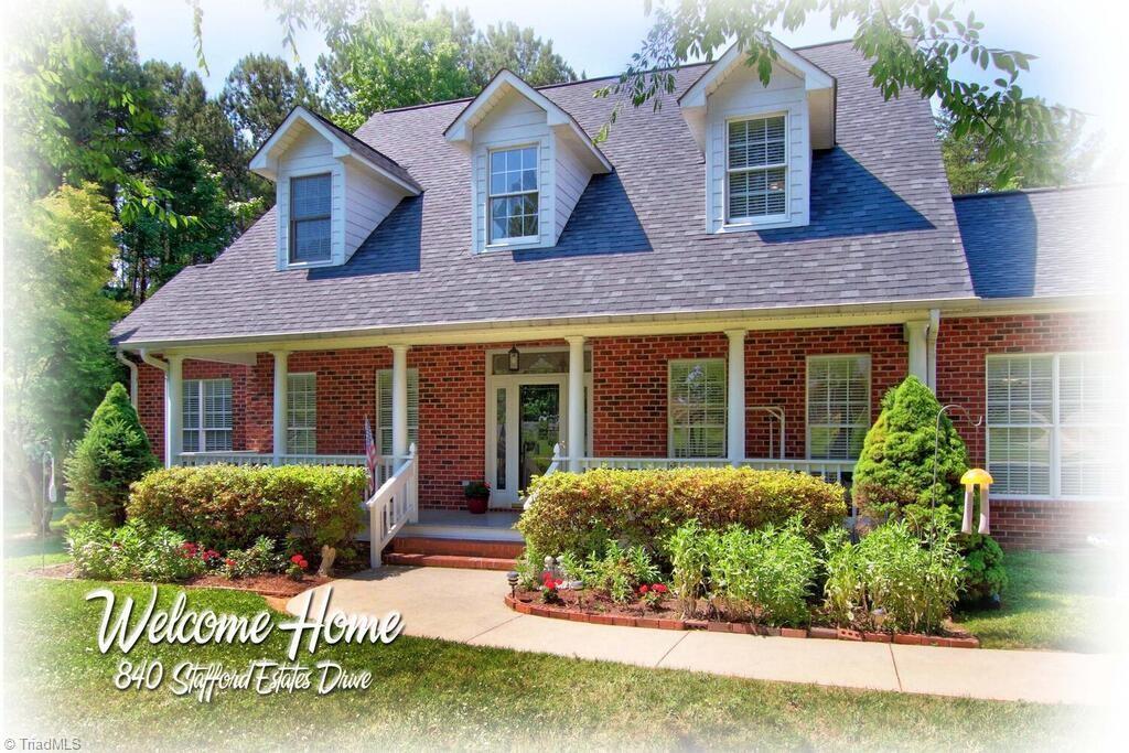 840 Stafford Estates Drive Property Photo 1
