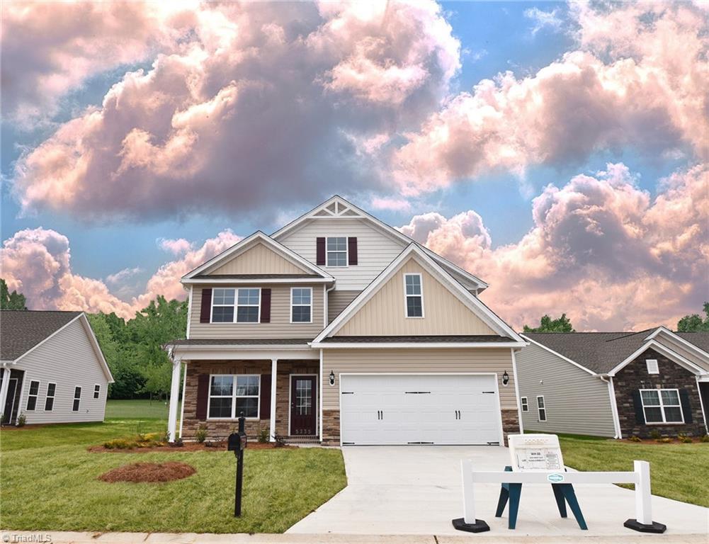 3135 Walker Ridge Drive Lot 50 Property Photo 1