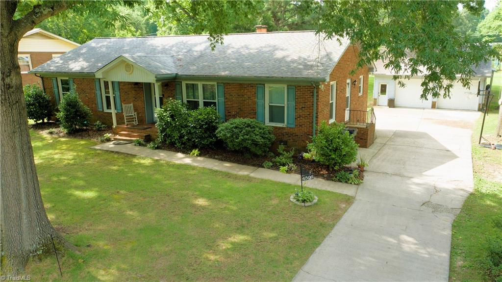 4506 Belvoir Drive Property Photo