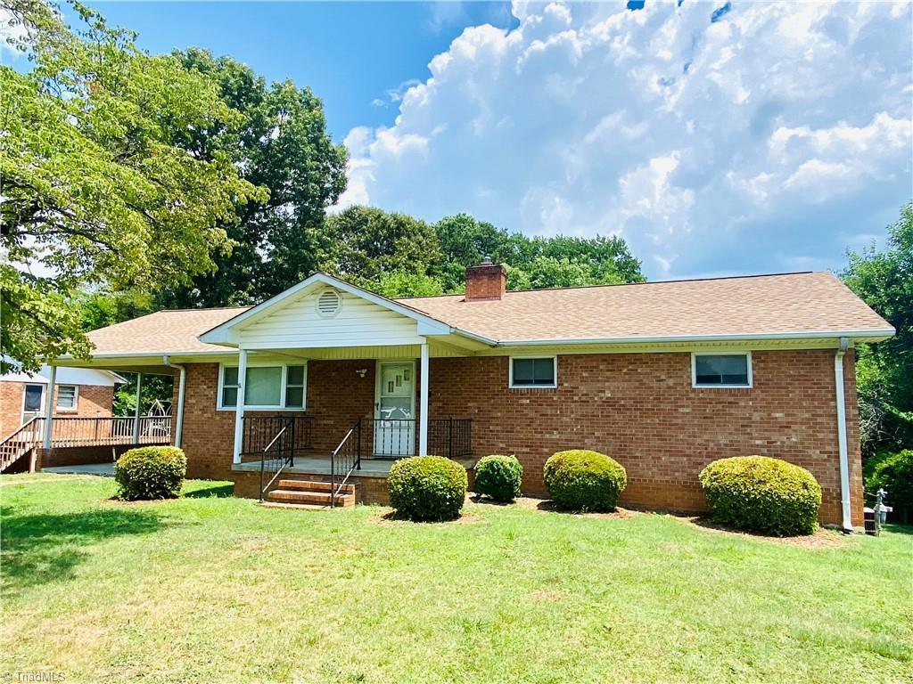 825 Hickory Chapel Road Property Photo 1
