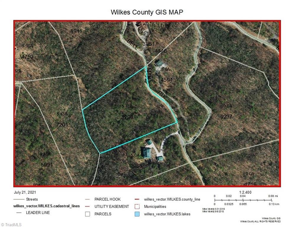 Lot 18b Bell Mountain Road Property Photo
