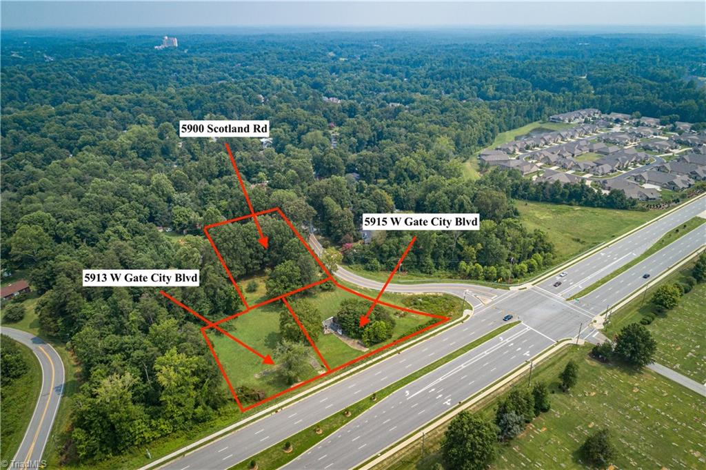 5915 W Gate City Boulevard Property Photo