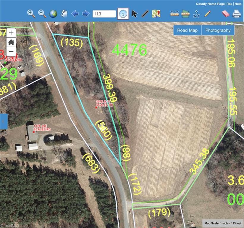 1078 Joe Scales Road Property Photo