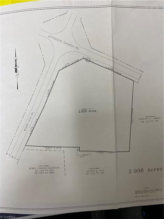 9270 Jefferson Church Road Property Photo