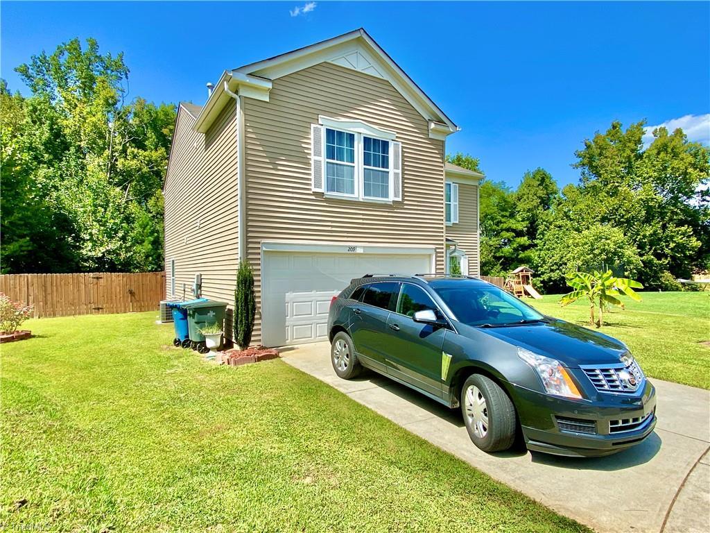 209 Edzell Drive Property Photo 1