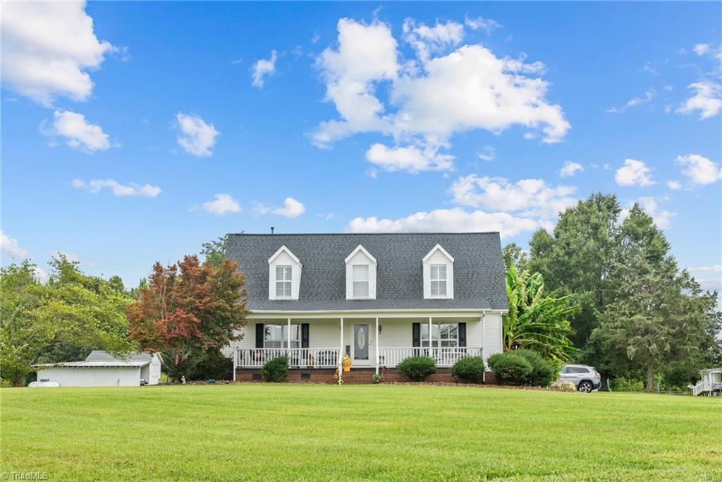 3560 Kerrs Chapel Road Property Photo 1