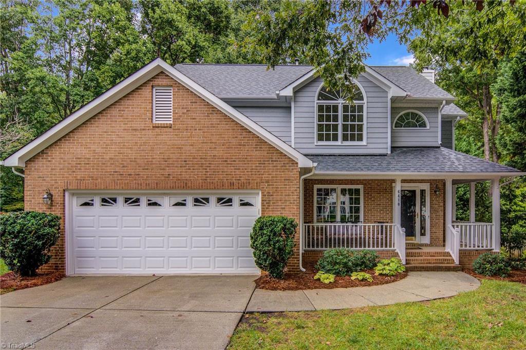 6410 Woodmont Road Property Photo 1