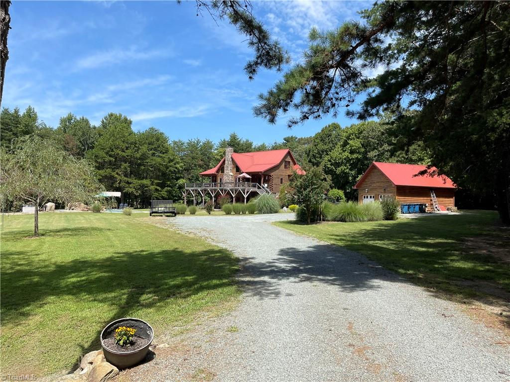 6707 Frieden Church Road Property Photo