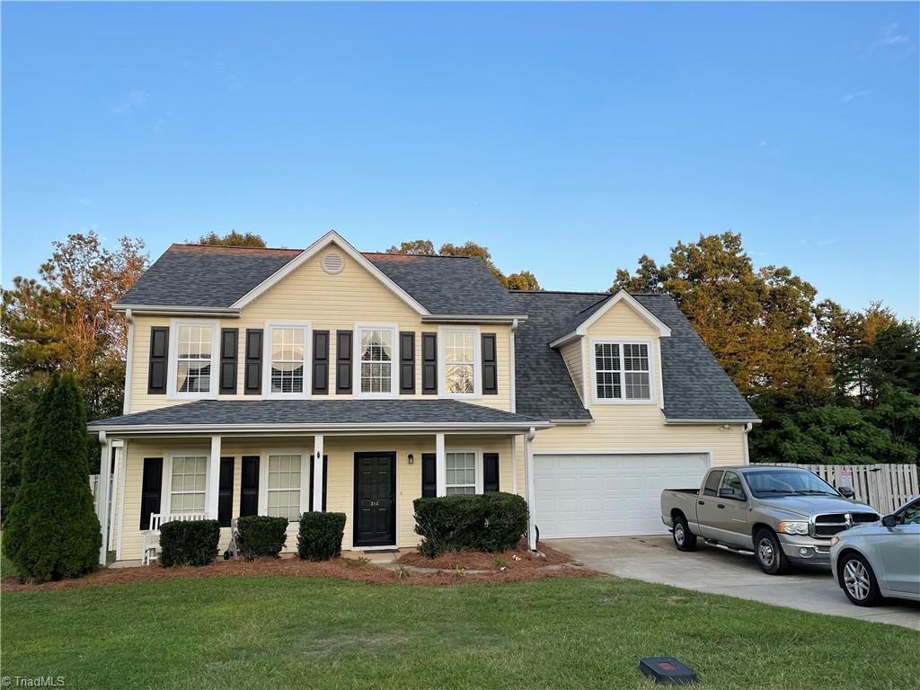 314 Carter Ridge Drive Property Photo 1
