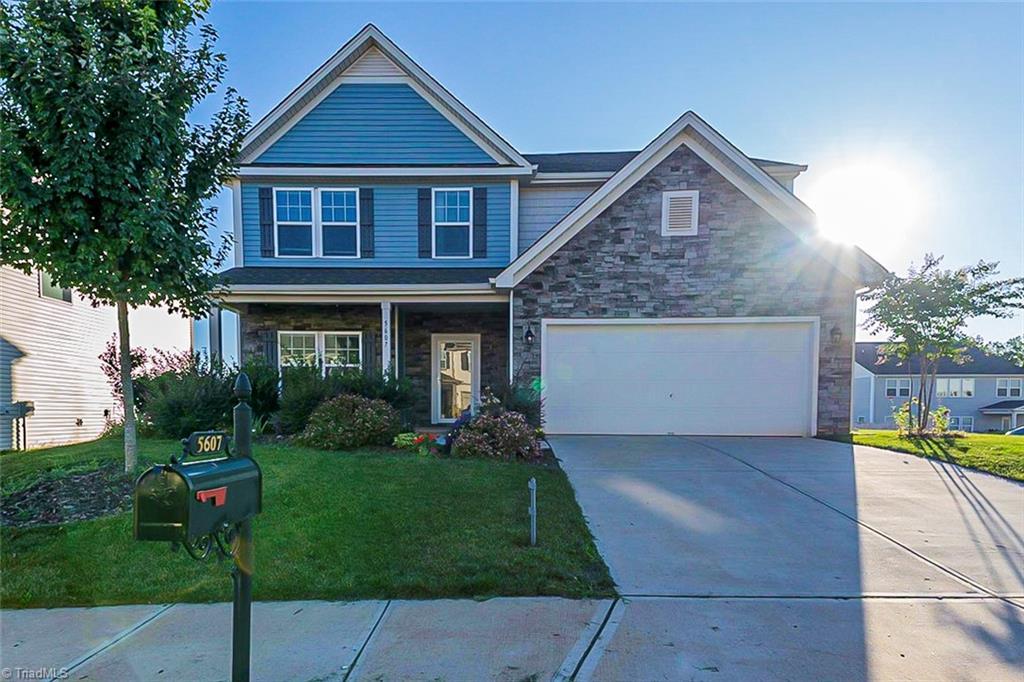 5607 Oak Gate Drive Property Photo