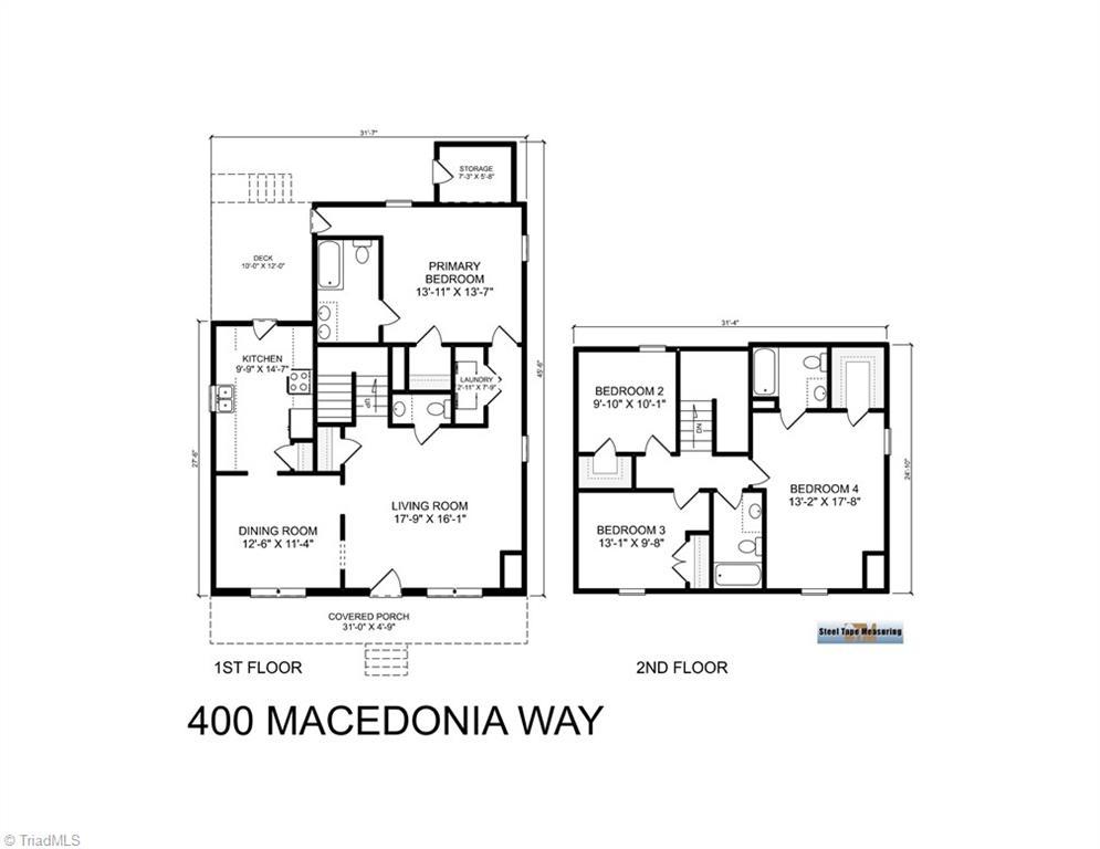 400 Macedonia Way Property Photo