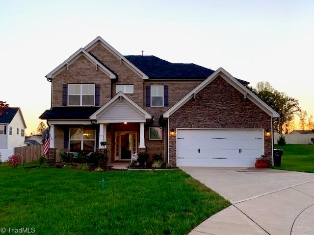 1820 Ridge Creek Drive Property Photo 1