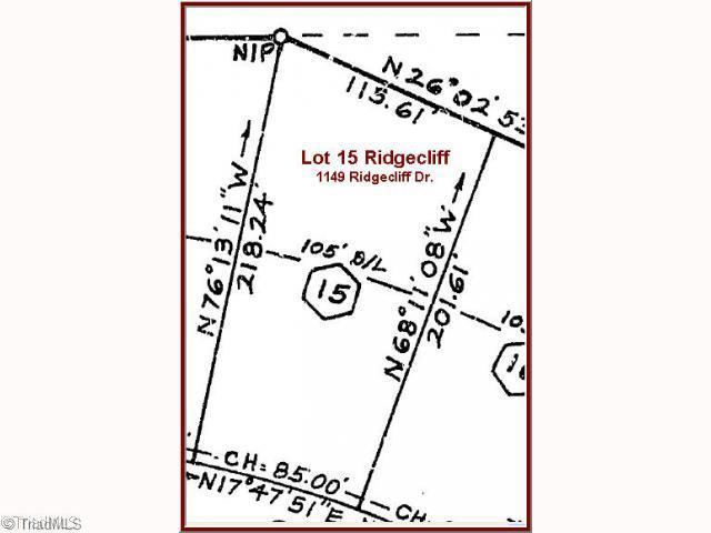 1149 Ridgecliff Drive Property Photo