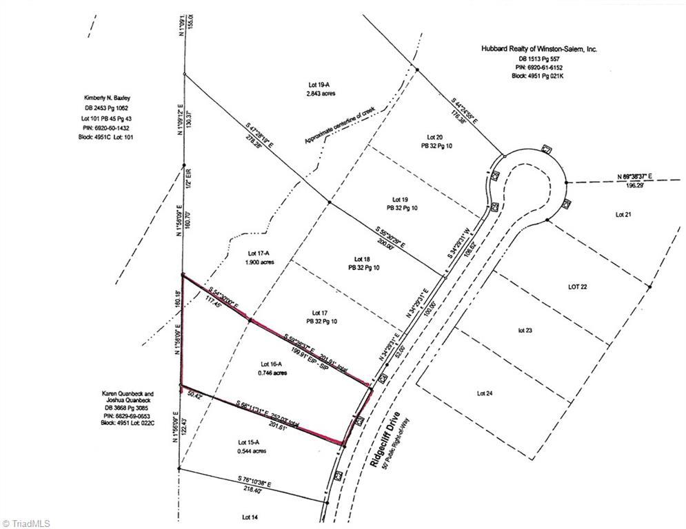 1153 Ridgecliff Drive Property Photo