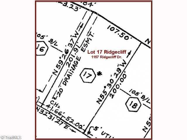 1157 Ridgecliff Drive Property Photo