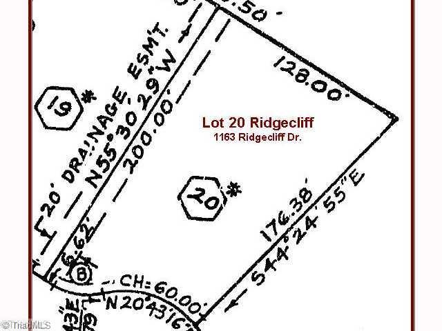 1169 Ridgecliff Drive Property Photo