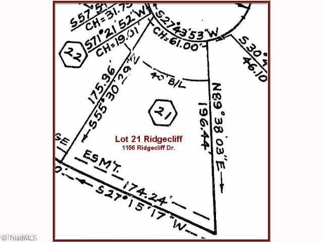 1156 Ridgecliff Drive Property Photo