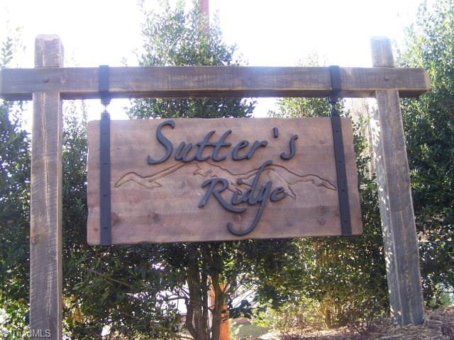 Lot 148 Sutters Ridge Road Property Photo